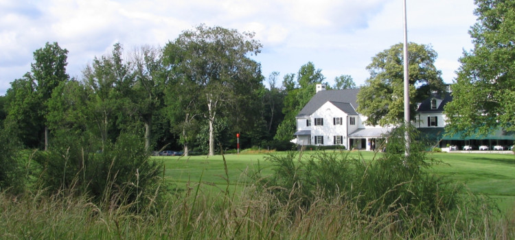 Idealne pola golfowe: Merion Golf Course