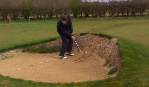 Bunkier w golfie – jak z niego strzelać