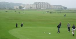 Z golfem pod wiatr, czyli o zmiennych warunkach pogodowych