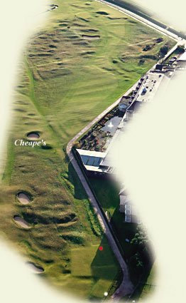 Dołek numer 17 / Źródło: Scotland For Golf